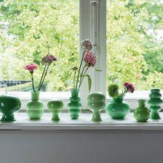 Kähler Fiducia Vase Primavera