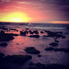 #Repost @melindas93  #shelly #beach #warrnambool #sunset #rocks #waves #water #evening #very #beautiful #australia #warrnamboolbeach #love3280 by destinationwarrnambool