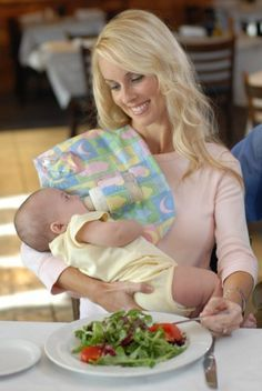 Baby Butler Hands Free Bottle Holder