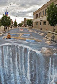 Cool Amazing Arts: street art