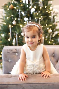 Born For Photography: Toddler Christmas Photography