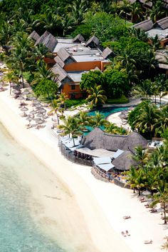 #Travel #Summer #Wanderlust: Aerial view of Heritage Awali Golf and Spa, Mauritius .  Find out more here: http://www.heritageresorts.mu/en/awali/welcome.aspx