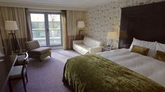 Shamrock Lodge Hotel Athlone Bed, Videos, Furniture, Home Decor, Decoration Home, Stream Bed, Room Decor, Home Furnishings, Beds