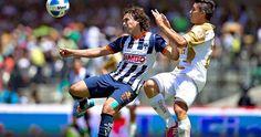 Monterrey vs Pumas en vivo | Futbol en vivo - Monterrey vs Pumas en vivo. Canales que pasan Monterrey vs Pumas en directo enlaces para ver online a que hora juegan fecha y datos del partido.