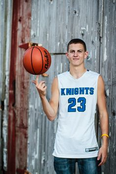 Senior boy basketball! Sabrina Walsh Photography
