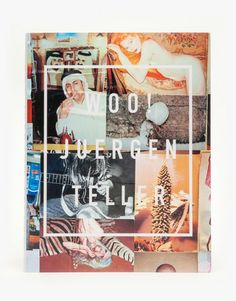 Holiday Gift Guide Juergen Teller, Institute Of Contemporary Art, Album Book, London Art, Commercial Photography, Book Cover Design, Color Photography, Page Design, Paper Goods