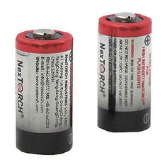 Replace Batteries: 2Pk 3V Lithium