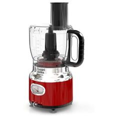 Food Processor Reviews, Best Food Processor, Cute Kitchen, Vintage Kitchen, Specialty Appliances, Kitchen Appliances, Russell Hobbs, Food Chopper, Electronic Recycling