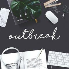 Outbreak  flatlay, флетлай, раскладки, фотодля инстаграма, шаблоны, мокапы, инстаграм, для инстаграма, instagram, inspiration