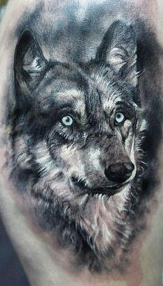 Tattoo Artist - Domantas Parvainis - Animal tattoo