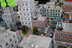 heroclix city map - Google Search