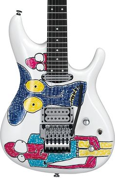 The Limited Joe Satriani Special Model