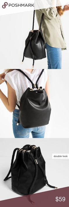 Check out Sale!! leather backpack Crossbody convertible backpack ...