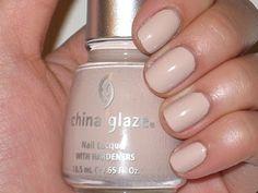 China glaze Nude - Got it