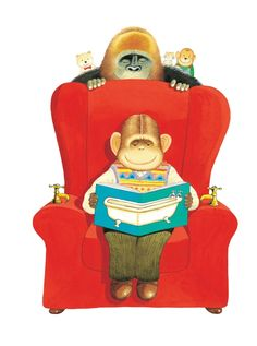 2010 Official Art - Anthony Browne