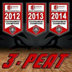 Three time Mountain West Champs