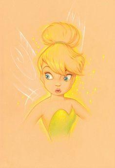 sweet girl:) Thinkerbell)