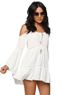 Kendall & Kylie Cold Shoulder Tunic #kandk4pacsun