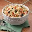 salami pasta salad- i'm pretty sure this is just like my mom's