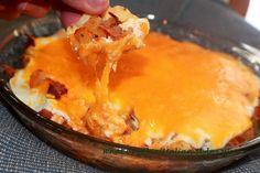 Loaded Buffalo Potato Dip Recipe