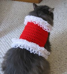 1000+ images about Free Crochet Dog Sweaters on Pinterest ...
