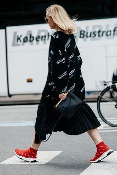 Copenhagen Fashion Week Street Style 2017 | British Vogue