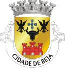 'Coat of Arms of Beja, Portugal' Sticker by Tonbbo City Logo, Family Crest, Transparent Stickers, Coat Of Arms, Sticker Design, Banner, Flag, Symbols, Lush
