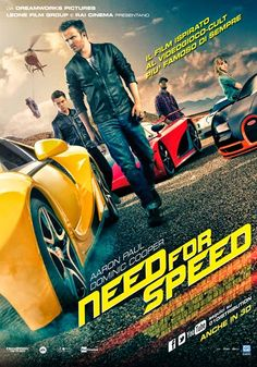 cover maniak!: Need for speed (2014)