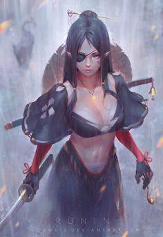 http://www.deviantart.com/art/Ronin-624919612