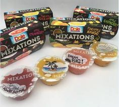 Gluten Free Product Review - Dole Mixations