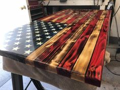 960b7049d1dc 43 Best Wooden American Flag images
