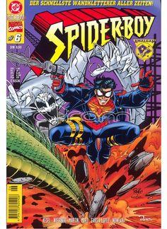 DC gegen Marvel Comics Nr. 6: SPIDER-BOY (Amalgam) 1996