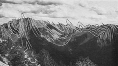 anticline, syncline….