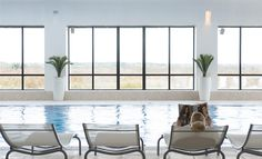 Spa Facilities at Champneys Springs Health Resort, Leicestershire