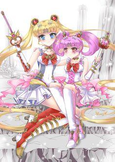 Steam Punk Sailor Moon contest entry by =vixiebee