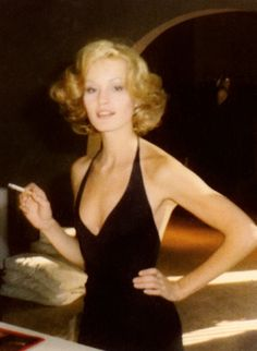 Jessica Lange by Antonio Lopez