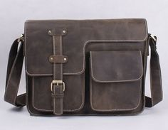 $64.90 Vintage Handmade Bag business leisure shoulder Crazy Horse men messenger bags genuine leather messenger man bags mens bag 2014-in Crossbody Bags from Luggage & Bags on Aliexpress.com | Alibaba Group