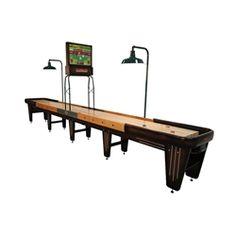 Well Universal Vintage 9ft Shuffleboard Table Wish List