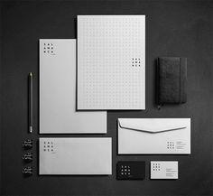 Redesign de marca para o escritório Salamanca Arquitetos. Design by Kadabra Design Estratégico