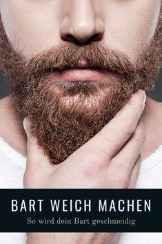 Mit unseren Tipps kannst du den Ursachen für deinen harten Bart auf den Grund gehen, ihn sofort weicher und geschmeidiger machen und auch Maßnahmen ergreifen, um das Problem langfristig ganz zu vermeiden. Alles, was du dazu tun musst, ist einige einfache Schritte in deine tägliche Morgenroutine zu integrieren. 30 Day Challenge For Men, Growing A Full Beard, Routine, Types Of Beards, Beard Conditioner, Beard Game, Beard Look, Perfect Beard, Tips