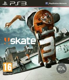Skate 3 (PS3): Amazon.co.uk: PC & Video Games. Realllllllllllllllllllly want this video gameeeee. @Renee Peterson McCullough