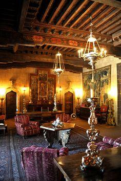 Inside Hearst Castle