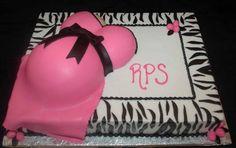Baby Shower cake idea...