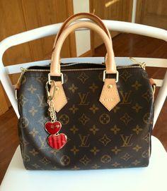 981ca32f647 Speedy B. Crystal Merrick · Louis Vuitton