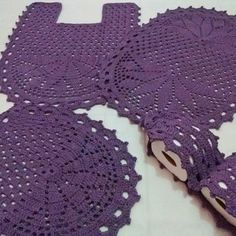 Crochet Crafts, Crochet Doilies, Crochet Top, Gisele, Crafts For Kids, Creations, Mickey Mouse, Owl Bathroom, Simple Bathroom