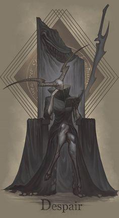 Monster Concept Art, Fantasy Monster, Monster Art, Dark Creatures, Mythical Creatures Art, Fantasy Character Design, Character Art, Character Design Inspiration, Creature Concept Art