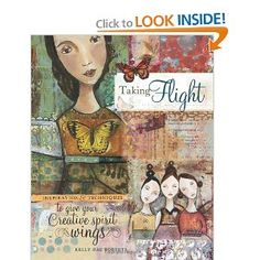 This is one of a few favorite how-to art books. Lots of good stuff in it. #art #mixed #media