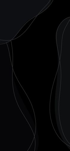 Black Simple Abstract Iphone Wallpaper