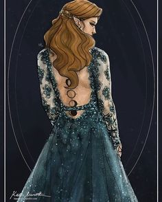 Feyre's back