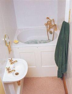 Details about The Bekko Bath Compact Range Japanese Deep Soaking Tub Cottage Bathroom Design Ideas, Bathroom Design Inspiration, Tiny House Bathroom, Bathroom Ideas, Bathtub Ideas, Compact Bathroom, Bathroom Designs, Bathroom Remodeling, Japanese Bathtub